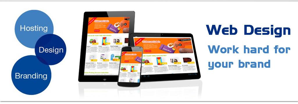 Web Design & Web Development Company India